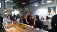 1º Encontro de Parceiros Cogra e Ricoh em parceria com Galileo Tecnologia