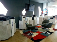 Novo Showroom da Cogra