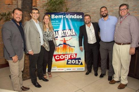 Premiação Maratona Cogra 2017