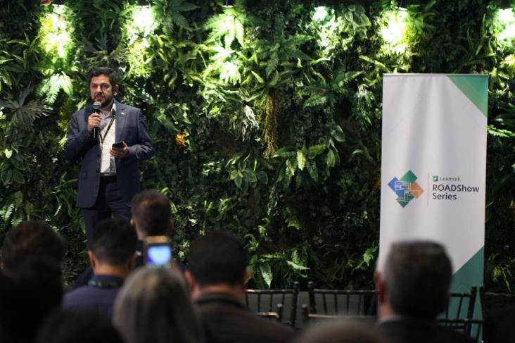 Claiton Clivati Camargo (Presidente da Lexmark Brasil)
