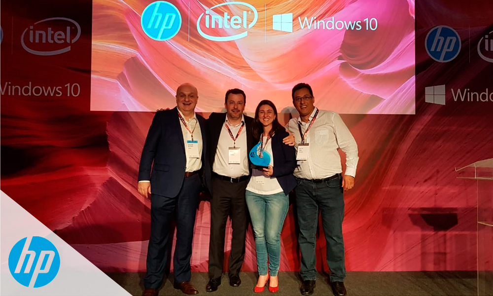 HP Partner Summit 2018